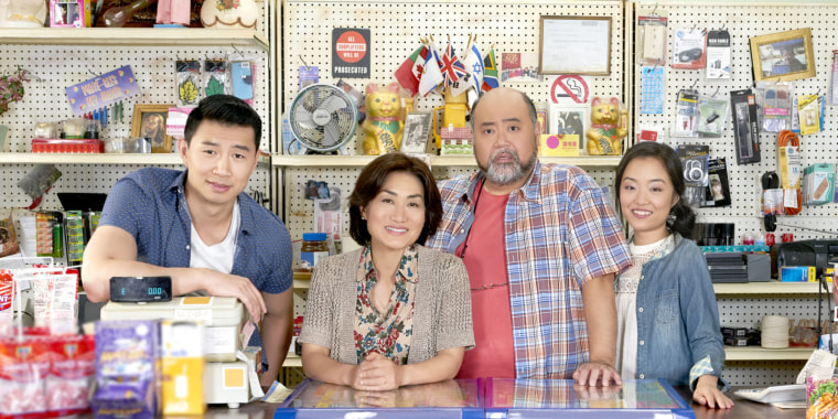 """""""Kim's Convenience"""" is the story of The Kims, a Korean-Canadian family, running a convenience store in downtown Toronto."""