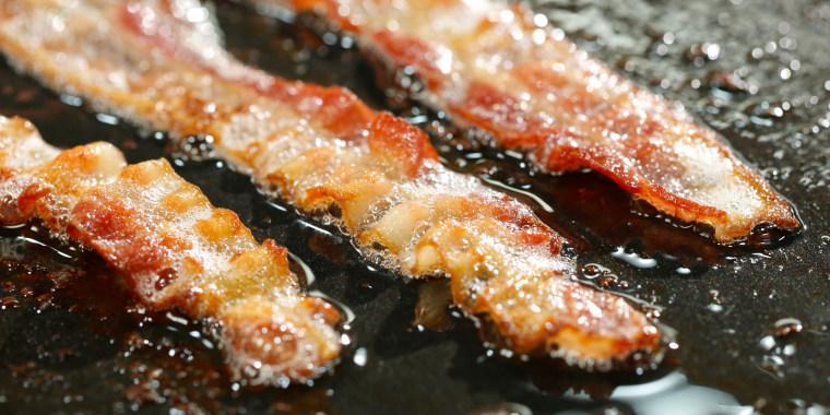 Image: Bacon slices