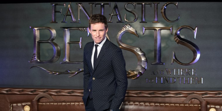 Image: Fantastic Beasts film premiere in London