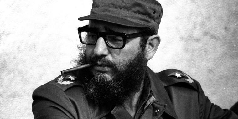Image: Fidel Castro in 1976