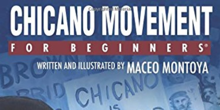 Maceo Montoya, Chicano Movement for Beginners, For Beginners Books