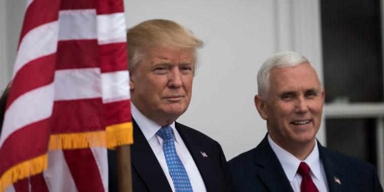 Image: Donald Trump Holds Weekend Meetings In Bedminster, NJ