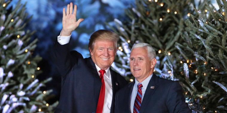 Image: Donald Trump, Mike Pence