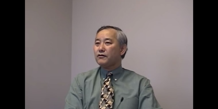 "Alan ""Al"" Sugiyama during an interview with the University of Washington's Seattle Civil Rights & Labor History Project"