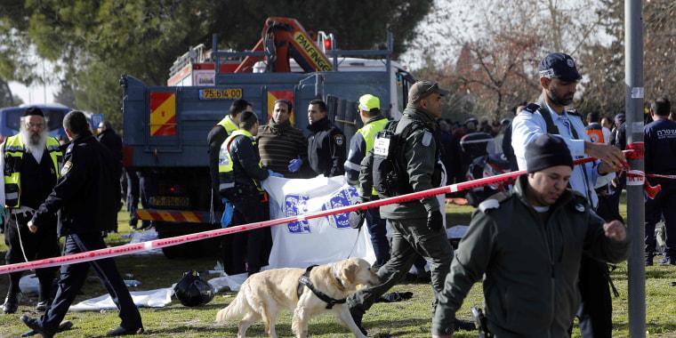 Image: Attack in Jerusalem