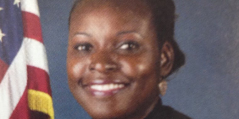 Image: Orlando Police Master Sgt. Debra Clayton is pictured in an image released by the Orlando Police.