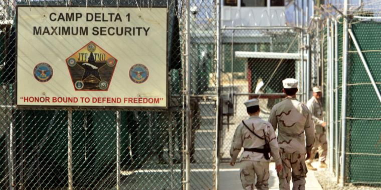 IMAGE: Guantanamo Bay detention center