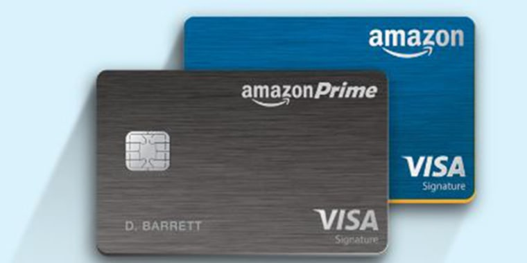The Amazon Prime Visa card offers 5 percent back on Amazon purchases; 2 percent at restaurants, gas stations, and drugstores; and 1 percent back on everything else.