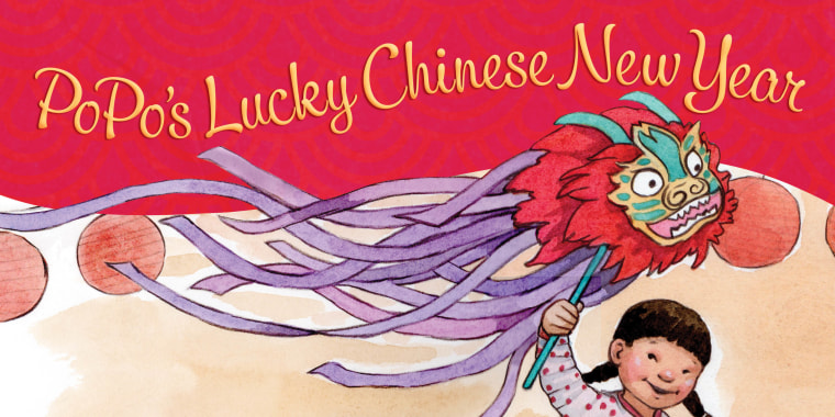 """PoPo's Lucky Chinese New Year"" features a grandmother teaching her granddaughter holiday traditions."