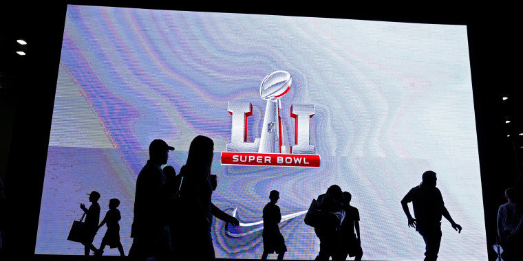 Image: Super Bowl LI - fan zone