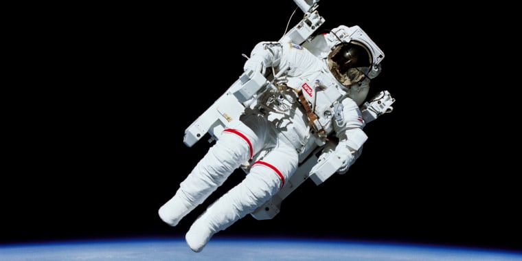 any astronaut lost in space - photo #12