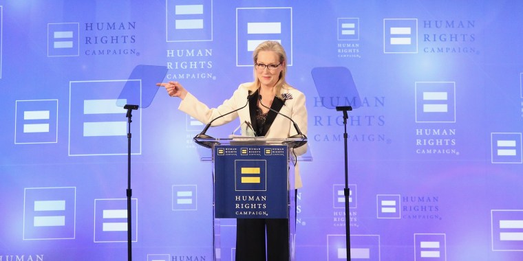 Image: 2017 Human Rights Campaign Greater New York Gala