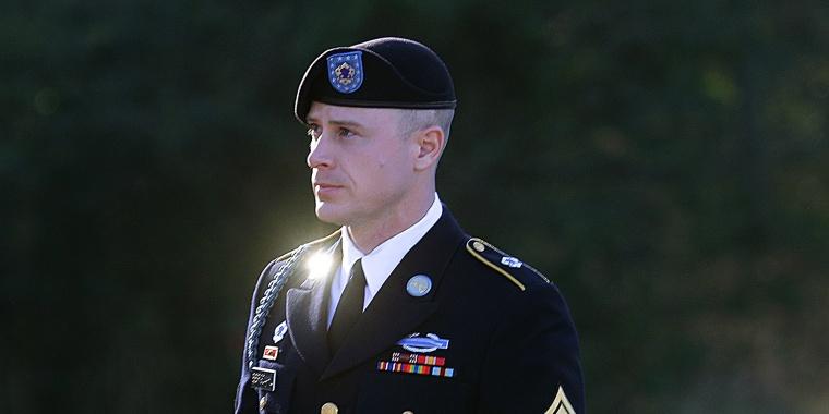 IMAGE: Army Sgt. Bowe Bergdahl