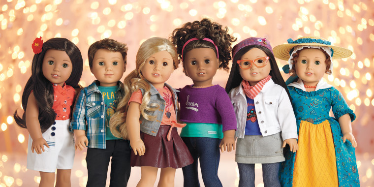 the newest american girl dolls highlight diverse stories - Amercan Girl Doll