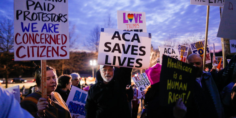 Image: US-POLITICS-HEALTHCARE