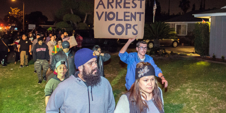 Image: Los Angeles protest