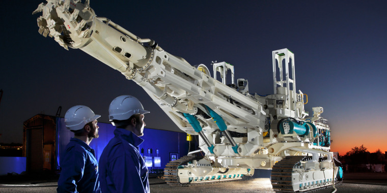 Image: One of the three robots Nautilus minerals will use for mining.