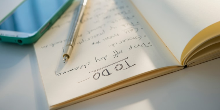 Traditional to-do lists may force you to prioritize too many things at once.