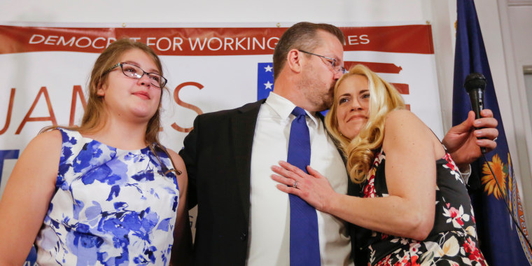 Image: Thompson lost in the Kansas 4th congressional district race