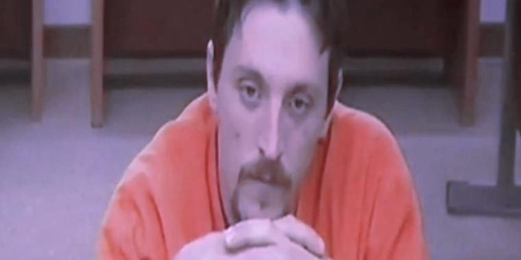 Image: Joseph Jakubowski sits in court