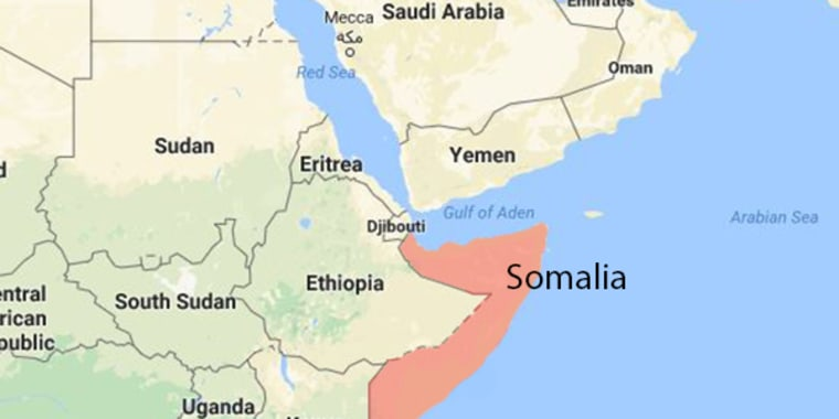 Navy SEAL Killed 2 SEALS Wounded in Somalia Gunfight