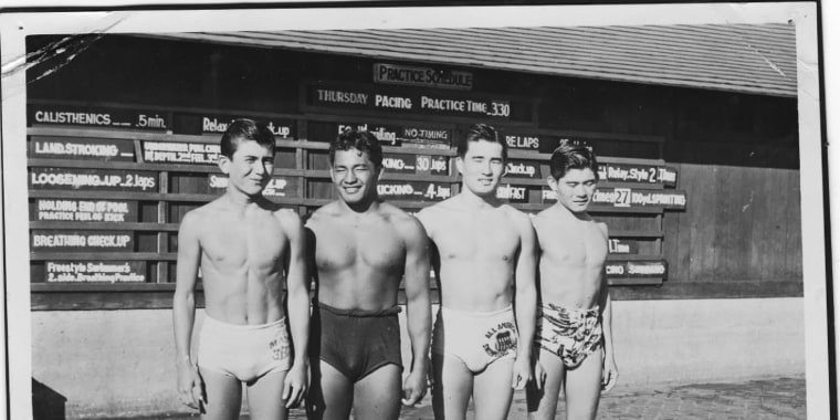 Swimmer Who Missed Olympics During World War Ii To Join International Swimming Hall Of Fame