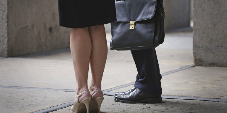 Image: Gender pay gap
