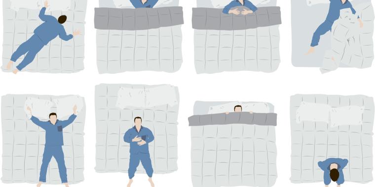 Image: Better sleep illustration