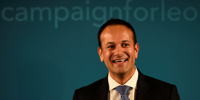 Image: FILE PHOTO: Ireland's Minister for Social Protection Varadkar launches his campaign bid for Fine Gael party leader in Dublin