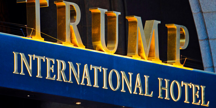 Image: Trump International Hotel exterior