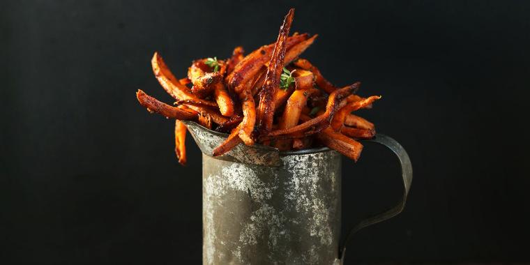 Image: Cajun sweet potato fries