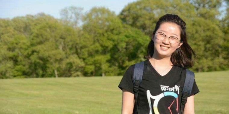 Image: Missing University of Illinois student Yingying Zhang