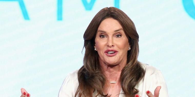 File Photo: Caitlyn Jenner speaks onstage on January 14, 2016 in Pasadena, California.