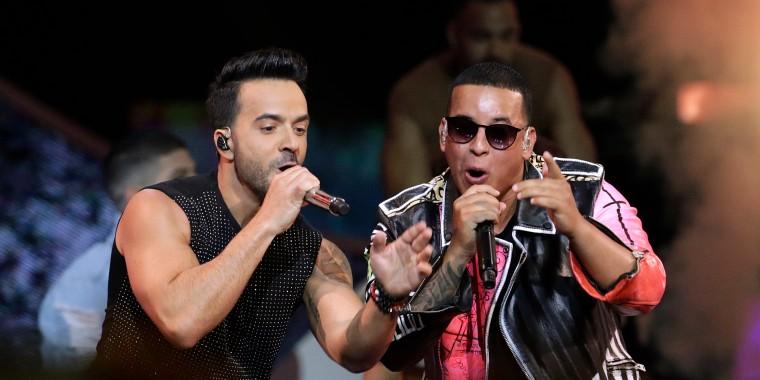 Image: Luis Fonsi, Daddy Yankee