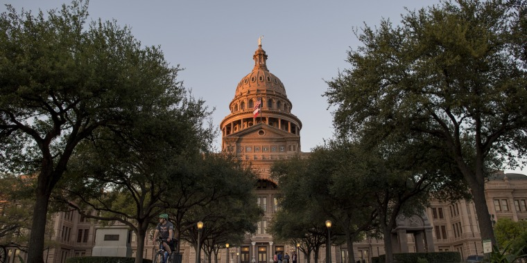 Image: Views Of The Texas State Capital During The South By Southwest (SXSW) Interactive Festival