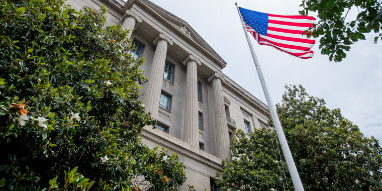 Image: Robert F. Kennedy Department of Justice Building