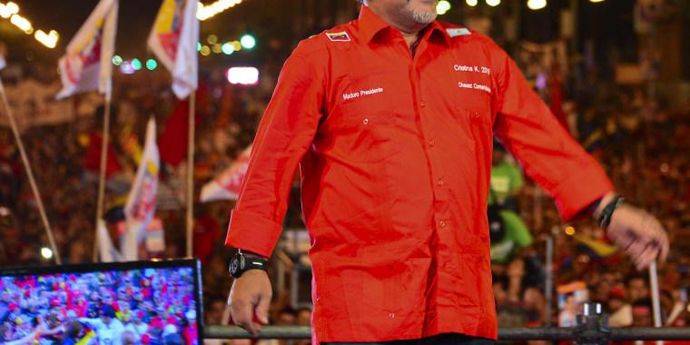 Image: Diego Maradona