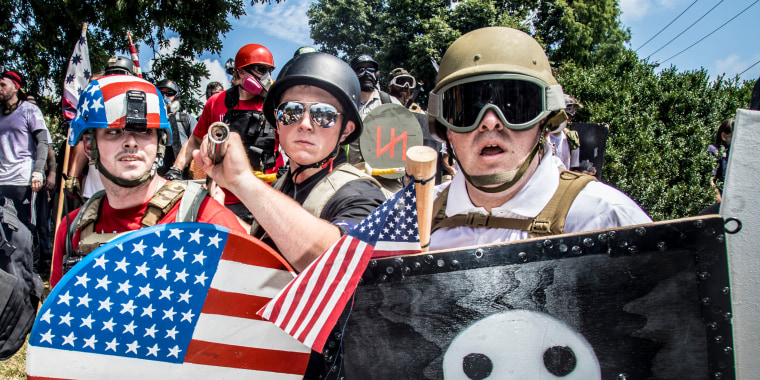 Image: Unite the Right Rally in Charlottesville