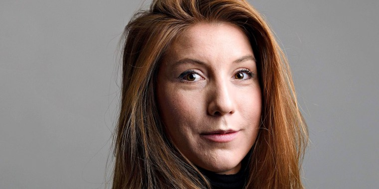 Image: Missing Swedish Journalist