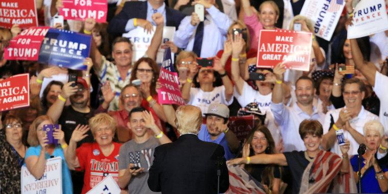 Image: President Donald J. Trump in Phoenix