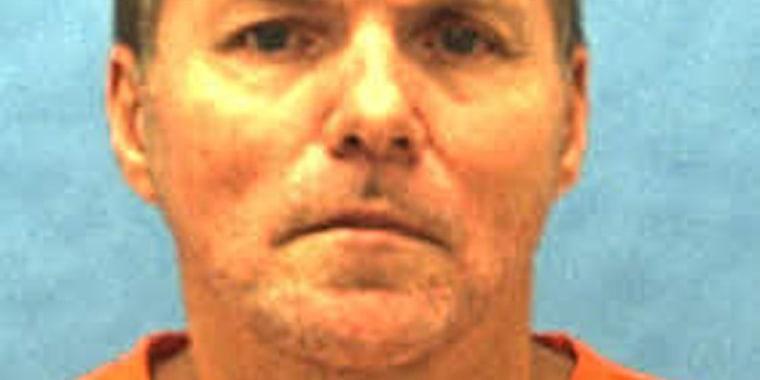 Image: Deathrow inmate Mark Asay