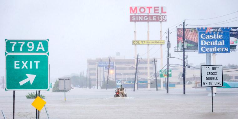 Image: Hurricane Harvey 2017
