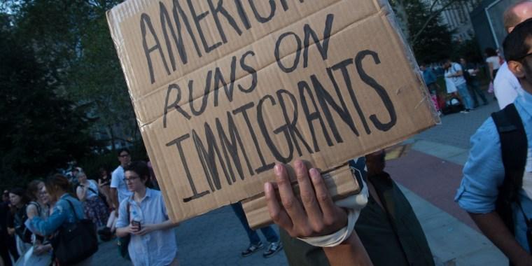 Image: US-POLITICS-IMMIGRATION-DACA-DEMONSTRATION