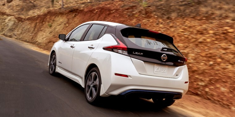 At just $29,990 for the base model, the Leaf is priced well below competitors such as the Chevy Bolt and the Tesla Model 3.