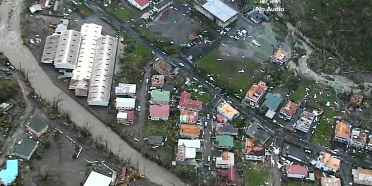 Image: Aerial Footage of Dominica