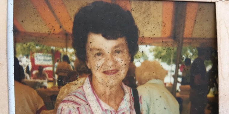 Image: Martha Murray, the latest victim from the nursing home