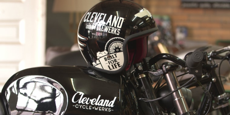 Cleveland Cyclewerks bikes are made in Asia, which an issue for some looking closely at the brand.
