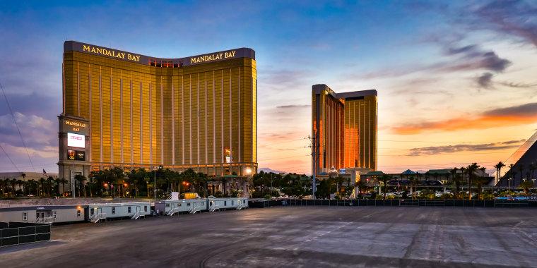 Mandalay Bay Area in Las Vegas