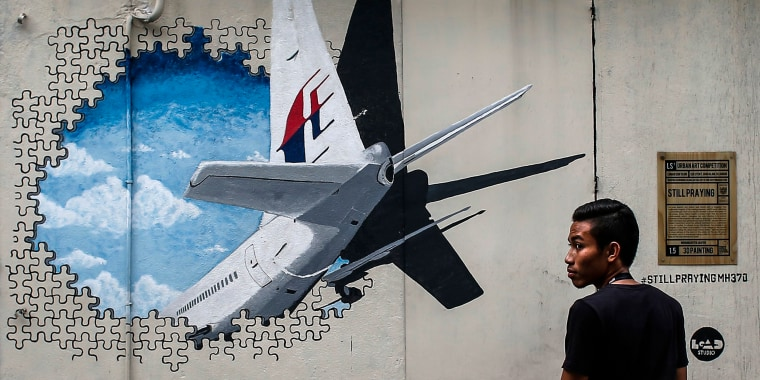 Image: ATSB Release Final Report on MH370