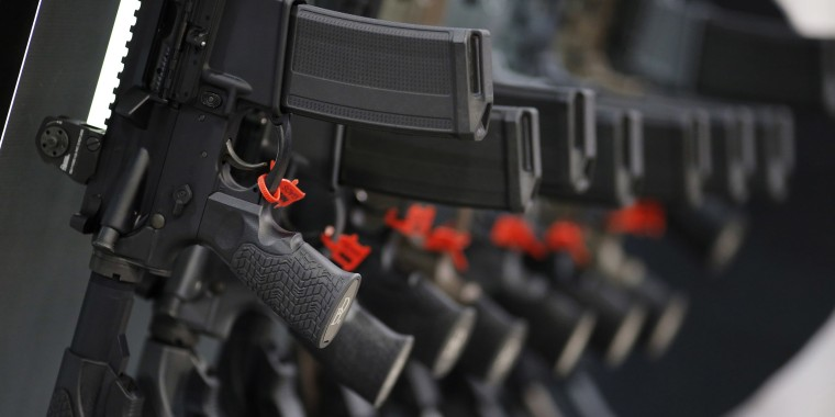 Image: Inside The National Rifle Association Annual Meeting